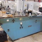 Previously Sold Horizontal Machine